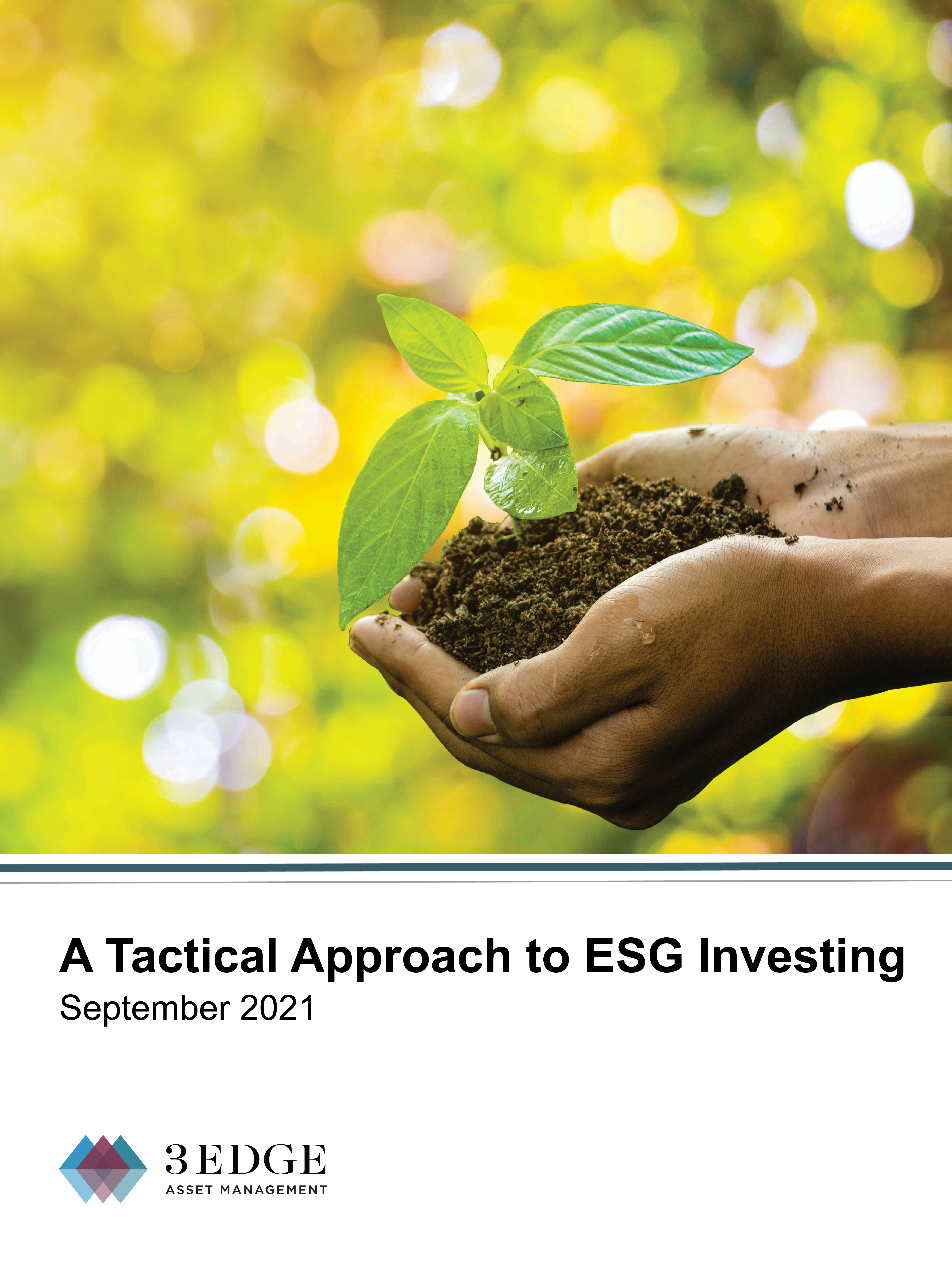 A Tactical Approach to ESG Investing Thumbnail
